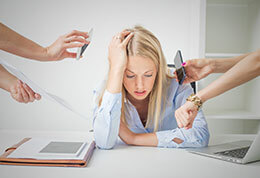 STRESS & NEBENNIERE – vom Gefühl zum Molekül